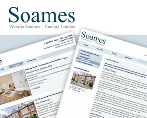 Soames London profile banner