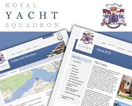 Royal Yacht Squadron profile banner image