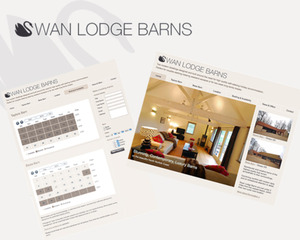 Swan Lodge Barns project
