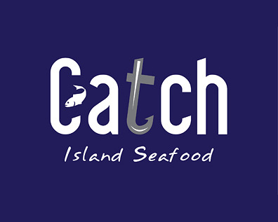 Catch Island Seafood logo