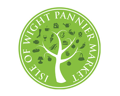 Isle of Wight Pannier Market logo