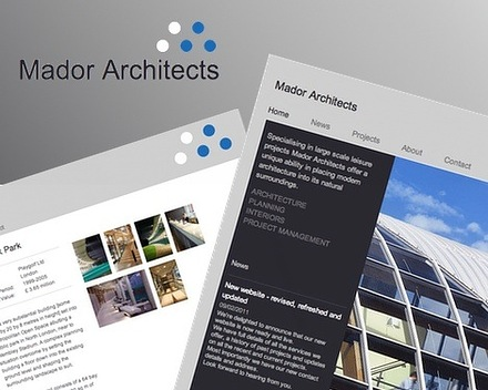 Mador Architects profile banner