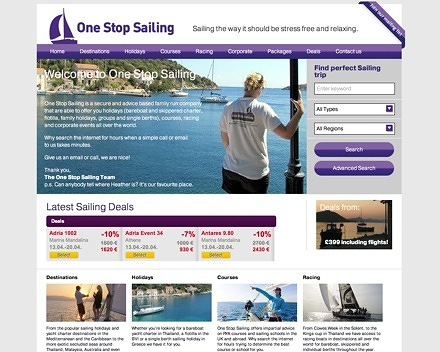 One Stop Sailing