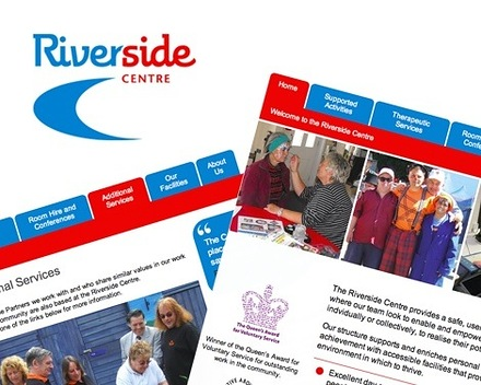 Riverside Centre profile banner