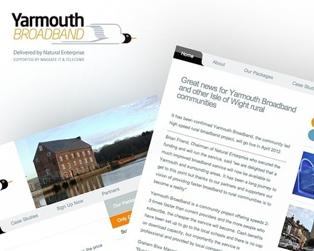 Yarmouth Broadband profile banner