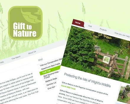 Gift To Nature profile banner