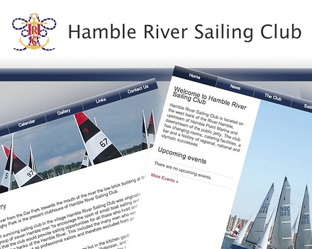 Hamble River Sailing Club profile banner