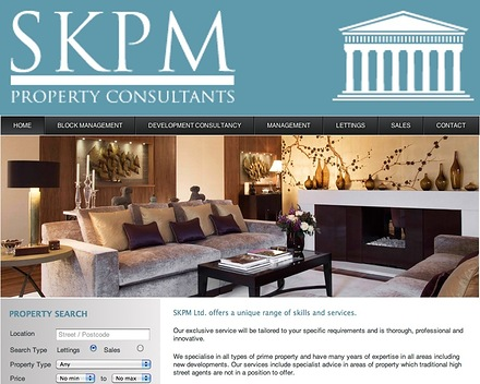 SKPM Property Consultants profile banner