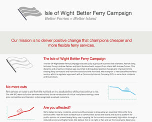 Better Ferry Campaign